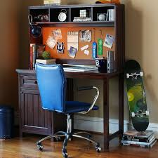 Modern and Amazing Table Design for Teenagers: teenage boy desk and chair  sets for skateboard