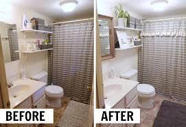 Bathroom Designs And Decor How To Decorate A Rental Bathroom 65 Bathroom Makeover
