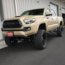 Toytec Lifts: Toyota Lift Kits: FJ Cruiser Lift Kits, Tacoma Lift ...