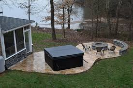 Mooresville NC 3 Seasons Room Patio Fire Pit Lake Norman