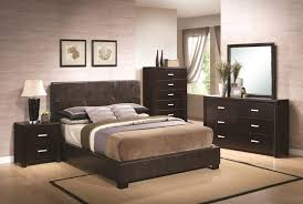 Bedroom Queen Furniture Sets For Apartment Extraordinary Creamy Hard Wood  Bed Frame Dark Solid Suport Drawers