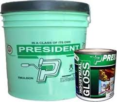 President Paint Color Chart President Paint Price In Nigeria Information Guide In Nigeria