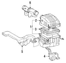 parts com® toyota paseo air intake oem parts 1994 toyota paseo base l4 1 5 liter gas air intake