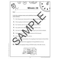 Minute Book Sample