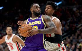 Lakers play with urgency in win over Trail Blazers, ending ...