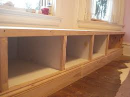Built In Seating Under Window  Reno Inspiration  Pinterest How To Build A Seating Bench