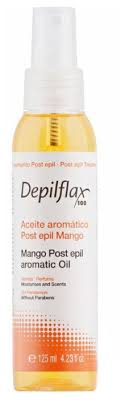 Depilflax <b>Масло после эпиляции с</b> манго — купить по выгодной ...
