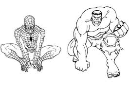 Print or download hulk coloring pages to your pc: 32 Free Hulk Coloring Pages Printable