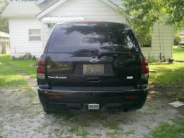 Blazer black chevy trailblazer : Chevrolet TrailBlazer. price, modifications, pictures. MoiBibiki