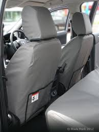 black duck canvas or denim seat covers please note these are generic imageay