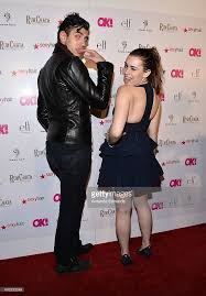 nick simmons and sophie simmons. television personalities nick simmons (l) and sophie arrive ok! magazine\u0027s \u0027so s
