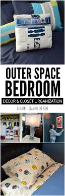 Outer Space Bedroom Outer Space Bedroom Decor And Closet Organization