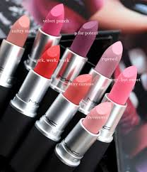 Eight New Shades of <b>MAC</b> Powder Kiss Moisture Matte Lipstick Join ...