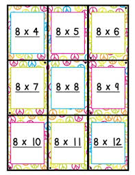 Multiplication Flash Card Games For Big Kids By Finding Joy In Sixth