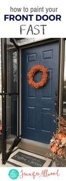 front door paintFast DIY Painted Front Door and Door Paint Suggestions  Magic Brush