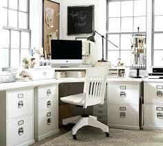 pottery barn office furniture. Pottery Barn Home Office Corner Desk Antique White Furniture Sale R