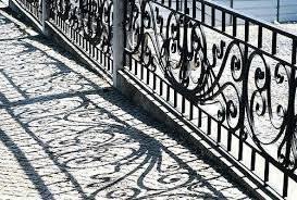 Decorative Wrought Iron Decorative Wrought Iron Scroll Door Mat