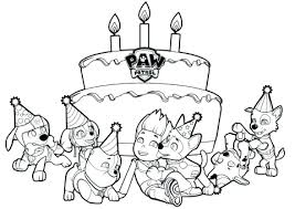 Paw Patrol Free Coloring Pages Paw Patrol Coloring Pages Free
