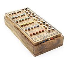 Wooden Mastermind Game