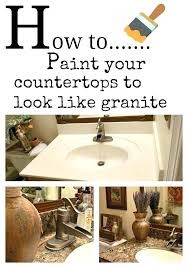 how to paint your countertops to look like marble astounding painting to look like granite kit painting kitchen look like granite painting cultured marble