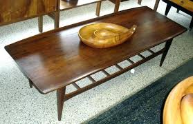 round mid century coffee table mid century coffee table mid century round walnut coffee table mid