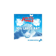 Arctic Mice Frozen Large Rats Size 10 Count Products