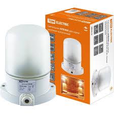 <b>Светильник накладной</b> для сауны TDM, 1хE27х60 Вт, IP54 в ...