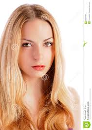 Light Brown Hair Hazel Eyes Female Girl With Light Brown Eyes Stock Image Image Of Lips 20227499