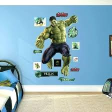 wall stickers marvel avengers intended for decals