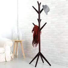 Tree Coat Racks Hall Tree Coat Rack These Stunning Coat Stands May Be Too Sleek For 48