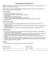Maintenance Agreement Simple 48 Sample Agreement Templates In Microsoft Word