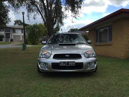 2005 Subaru Impreza WRX Club Spec EVO 8 MY05 | Car Sales QLD ...