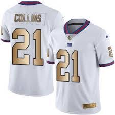 Giants Rush Jersey Landon Collins Color