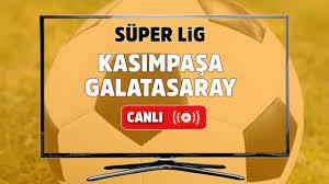 Canlı izle Kasımpaşa Galatasaray Kasımpaşa Galatasaray maçı hangi kanalda? Kasımpaşa  Galatasaray maçı ne zaman, saat kaçta, şifresiz mi?, Bein Sports 1 şifresiz  - Tv100 Spor