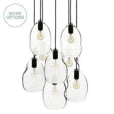 glass bubble chandelier lighting. Custom Made 11\ Glass Bubble Chandelier Lighting
