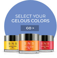 Sns Color Chart Sns Nails Enjoy Beautiful Healthy Nails Nail Dipping