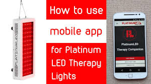 Bio 300 By Platinum Therapy Lights How To Use Mobile App For Platinum Led Therapy Lights