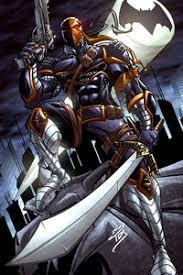 Awesome deathstroke wallpaper for desktop, table, and mobile. Deathstroke 1080x1920 Resolution Wallpapers Iphone 7 6s 6 Plus Pixel Xl One Plus 3 3t 5