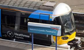 new rail link to heathrow airport