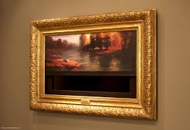 Framing A Tv North Penn Art From Tv To Masterpiece North Penn Art