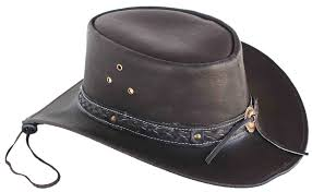 prorider horse large western cowboy indiana jones crushable oiled leather outback hat 24h07br com