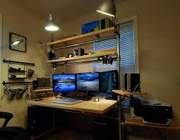 15 inspirations of cool computer desk