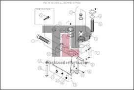 terex r190t oem parts diagrams diagram 3 1a hydraulic reservoir assembly
