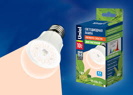 <b>Лампочка Uniel LED</b>-A60-10W/SPFR/<b>E27</b>/<b>CL</b>, <b>E27</b>, 10 Вт ...