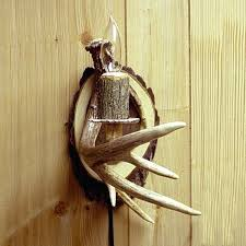deer antler decor ideas