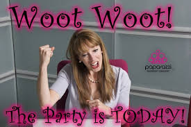 the paparazzi jewelry party is today