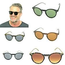 Sunglasses London Design Quality Round Sunglasses Keyhole Bridge Frames Vintage Retro Style 596 Cheap