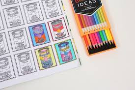 Small Picture 12 New Grown Up Coloring Books Youll Love Chronicle Books Blog