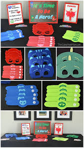Pj Mask Party Decorations PJ Masks Birthday Party Ideas And Free Printables The Suburban Mom 38