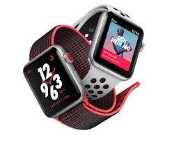 apple 3 watch. apple watch series 3 nike+ model